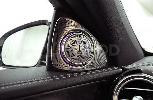 Mercedes-Benz 専用 3Dハイエンドツイーター