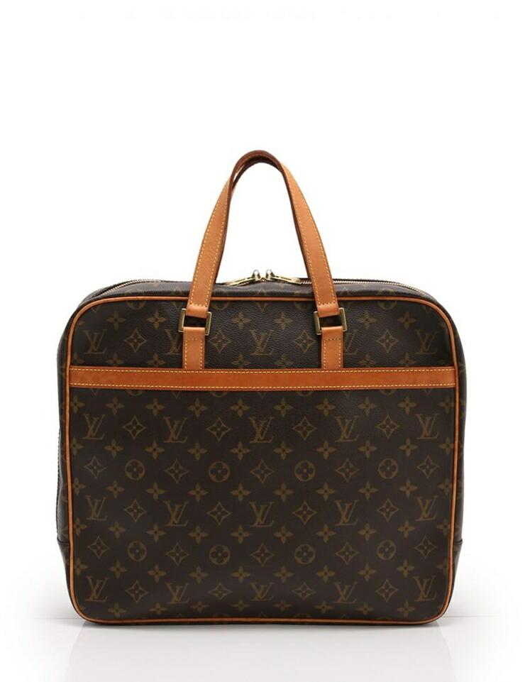 LOUIS VUITTON ルイヴィトン ポルトドキュマン ペガス ビジネスバッグ 書類鞄 M53343 モノグラム ブラウン
