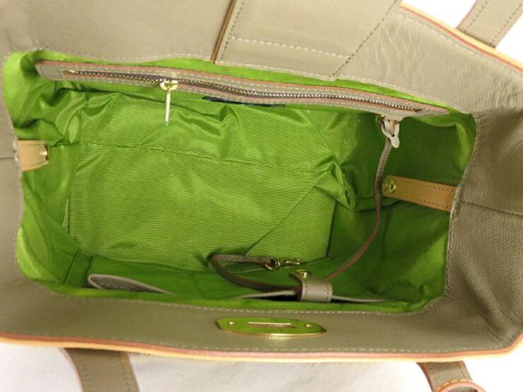 5590036b012 超美品 ADMJ Accessoires エーディーエムジェー アクセソワ レディース ハンドバッグ レザー フェイクファー ベージュ  ブラウン 本物保証