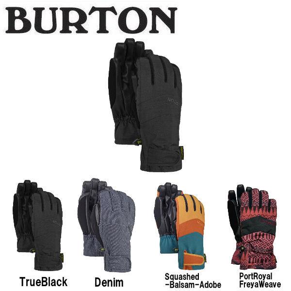Prospect Under Gloves Black BURTON Mens 2018 Snowboard Snow