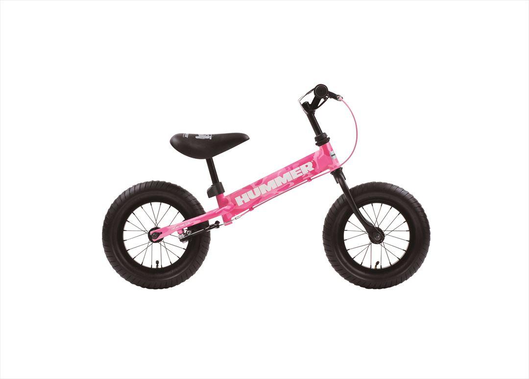2018年モデル 子供用 マウンテンバイク ハマー HUMMER 自転車 幼児 補助輪付き 自転車 子ども用 自転車 迷彩 ピンク 16インチ 自転車 ギアなし 補助輪 泥除け かご付 ハマー KID'S TANK3.0-SEキッズ 自転車 ジュニア