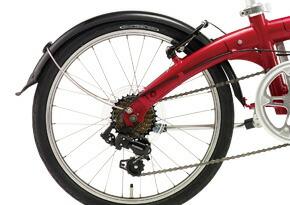 dahon Vybe D7 折りたたみ自転車
