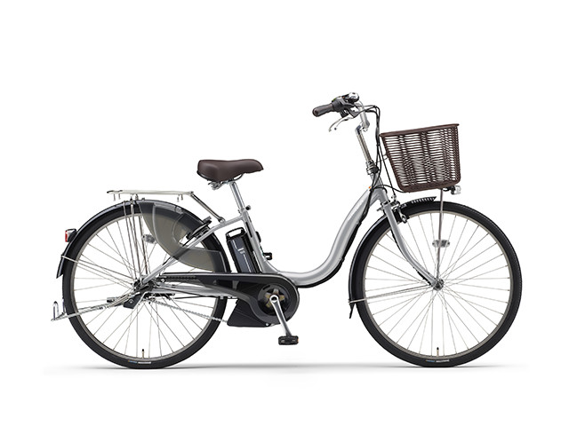 電動自転車 ヤマハ YAMAHA ナチュラXL26 X0TB01-0241 26インチ シルバー 電動アシスト自転車 格安 激安 電動ママチャリ 軽量 子供乗せ設置可