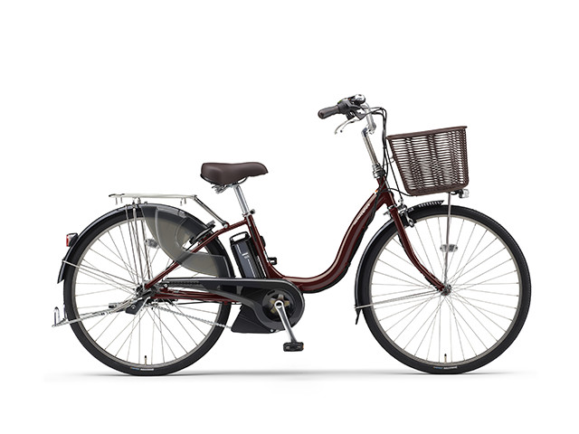 電動自転車 ヤマハ YAMAHA ナチュラXL-DX26 X0TD01-0366 26インチ カカオ ブラウン 電動アシスト自転車 格安 激安 電動ママチャリ 軽量 子供乗せ設置可