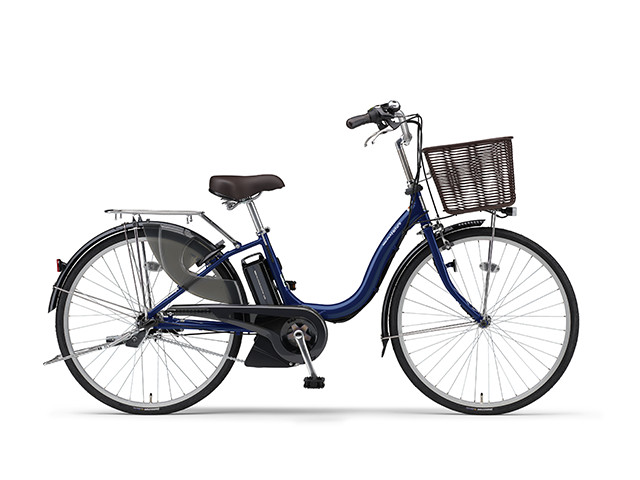 電動自転車 ヤマハ YAMAHA ナチュラM26 X0TF01-0241 26インチ ブルー 青 電動アシスト自転車 格安 激安 電動ママチャリ 軽量 子供乗せ設置可
