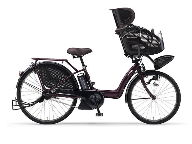電動自転車 ヤマハ YAMAHA PAS Kiss パス キッス 26インチ X0TJ01-0449 レッド 赤 電動アシスト自転車 格安 激安 電動ママチャリ 軽量 子供乗せ設置可