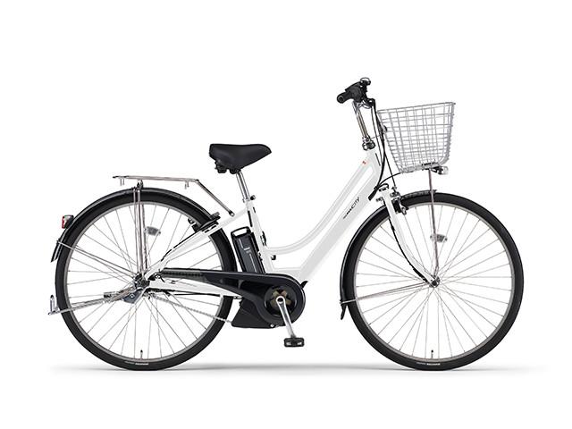 電動自転車 ヤマハ YAMAHA CITY-L5 パス シティ エル ファイブ 27インチ X0TK01-0350 ホワイト 白 電動アシスト自転車 格安 激安 電動ママチャリ 軽量 子供乗せ設置可