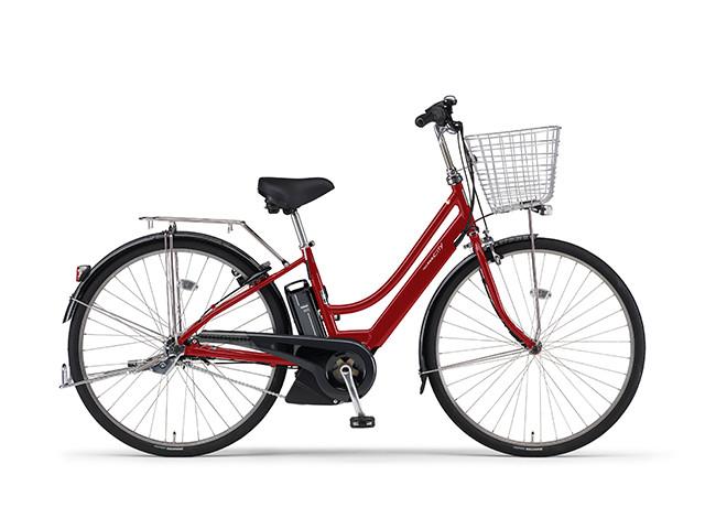 電動自転車 ヤマハ YAMAHA CITY-L5 パス シティ エル ファイブ 27インチ X0TK01-0273 レッド 赤 電動アシスト自転車 格安 激安 電動ママチャリ 軽量 子供乗せ設置可
