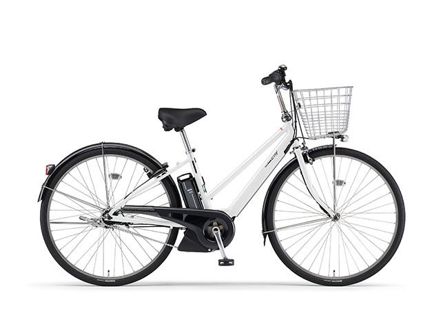 電動自転車 ヤマハ YAMAHA CITY-S5 パス シティ エス ファイブ 27インチ X0TL01-0350 ホワイト 白 電動アシスト自転車 格安 激安 軽量 ママチャリ 子供乗せ設置可