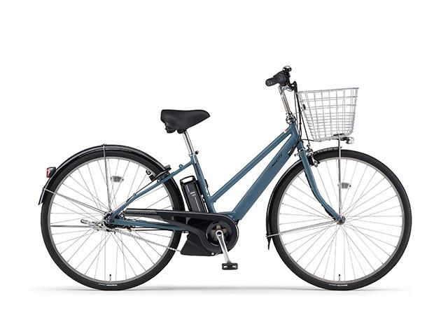 電動自転車 ヤマハ YAMAHA CITY-S5 パス シティ エス ファイブ 27インチ X0TL01-0463 カーキ グリーン 緑 電動アシスト自転車 格安 激安 軽量 ママチャリ 子供乗せ設置可