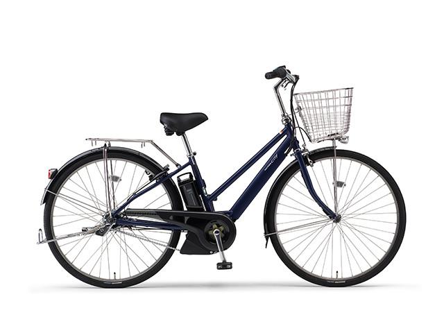 電動自転車 ヤマハ YAMAHA CITY S8 27インチ X0TS01-0472パス シティ エスエイト マットモダンブルー ネイビー 電動アシスト自転車 格安 激安 電動ママチャリ 軽量 子供乗せ設置可