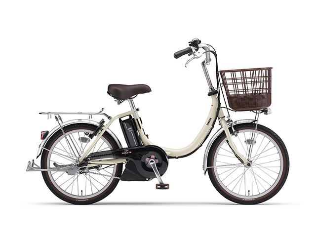 電動自転車 ヤマハ YAMAHA PAS SION-U パス シティ エスピーファイブ 27インチ 電動アシスト自転車 格安 激安 電動ママチャリ 軽量 低床フレーム 17 SION-U クリームアイボリー X0TY01-0434