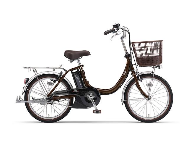 電動自転車 ヤマハ YAMAHA PAS SION-U パス シティ エスピーファイブ 27インチ 電動アシスト自転車 格安 激安 電動ママチャリ 軽量 低床フレーム 17 SION-U カカオ ブラウン 茶色 X0TY01-0366