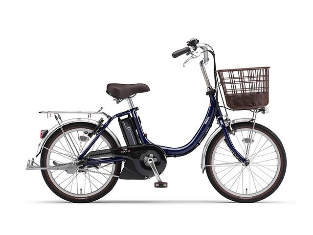 電動自転車 ヤマハ YAMAHA PAS SION-U パス シティ エスピーファイブ 27インチ 電動アシスト自転車 格安 激安 電動ママチャリ 軽量 低床フレーム 17 SION-U X0TY01-0467 モダンブルー ブルー 青 ネイビー