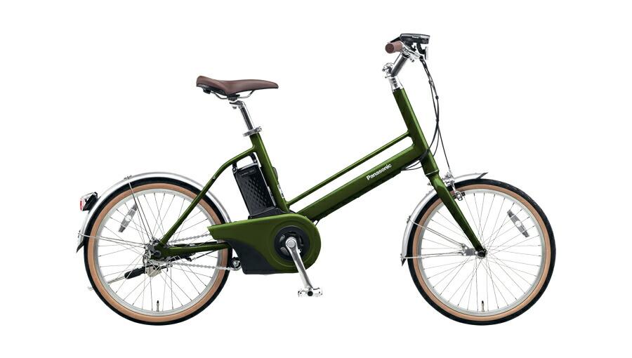 電動自転車 パナソニック Panasonic Jコンセプト KE-JELJ01 G 20インチ エバーグリーン グリーン 緑 電動アシスト自転車 格安 激安 電動自転車 電動ミニベロ 電動アシスト自転車 軽量
