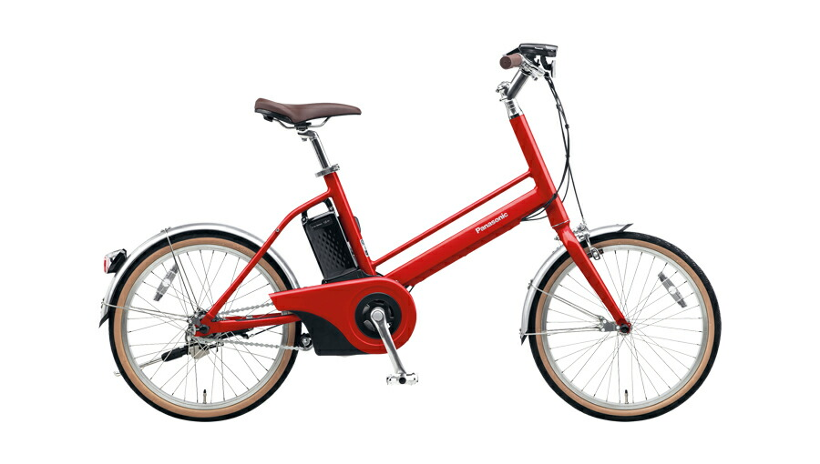 電動自転車 パナソニック Panasonic Jコンセプト KE-JELJ01 R 20インチ レッドリーブス レッド 赤 電動アシスト自転車 格安 激安 電動自転車 電動ミニベロ 電動アシスト自転車 軽量