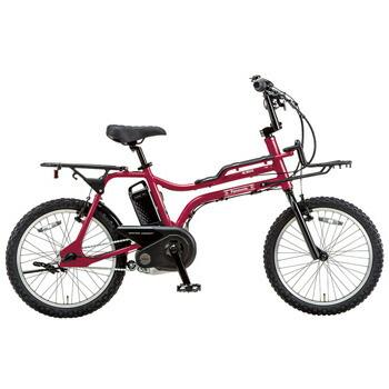 電動自転車 パナソニック Panasonic EZ イーゼット KE-ELZ03 R 20インチ レッド 電動アシスト自転車 BMX モトクロスタイプ 格安 激安 電動自転車 パナソニック 電動アシスト自転車 電動ママチャリ BAA