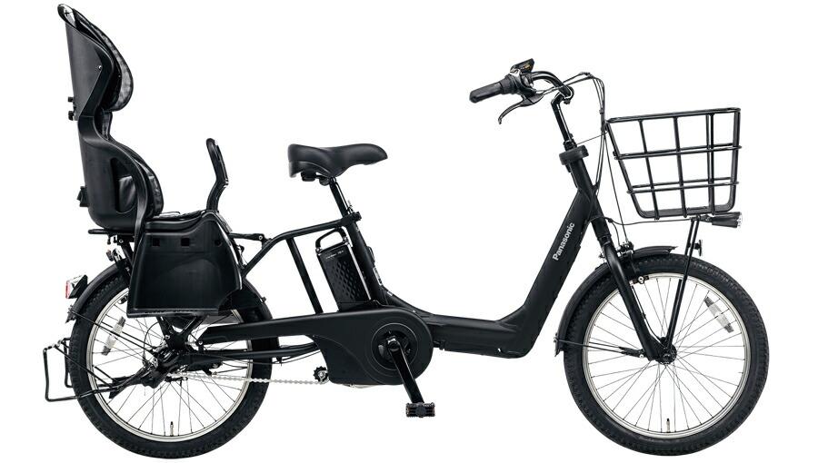 電動自転車 パナソニック Panasonic ギュットアニーズDX KE-ELMA032 B 20インチ ブラック 黒 電動アシスト自転車 格安 激安 電動自転車 パナソニック 電動アシスト自転車 電動ママチャリ BAA 軽量 子供乗せ ギュットアニーズDX
