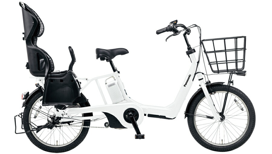 電動自転車 パナソニック Panasonic ギュットアニーズDX KE-ELMA032 B 20インチ アクティブホワイト 白 電動アシスト自転車 格安 激安 電動自転車 パナソニック 電動アシスト自転車 BAA 軽量 子供乗せ ギュットアニーズDX おしゃれ おしゃれ