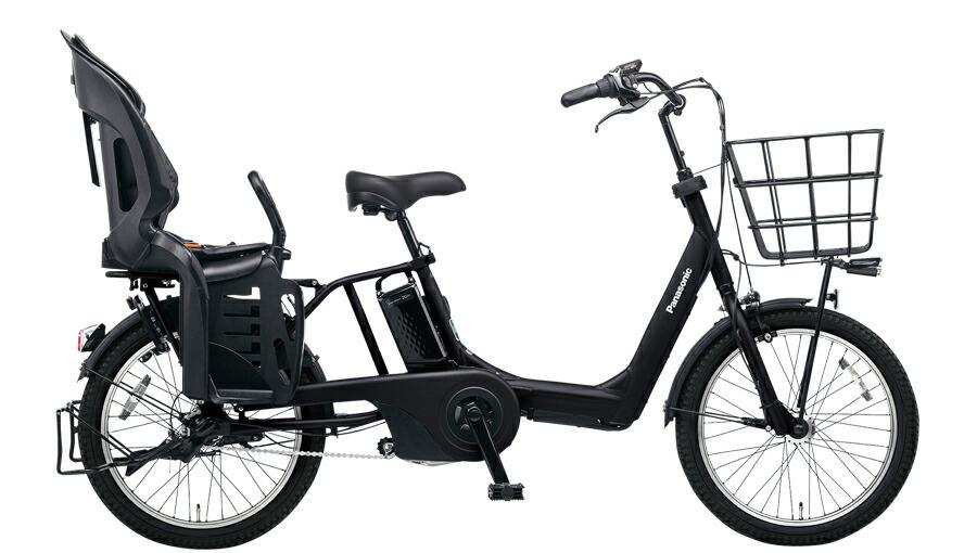電動自転車 パナソニック Panasonic ギュット・アニーズ・EX KE-ELAE03 B 20インチ ブラック 黒 電動アシスト自転車 格安 激安 電動自転車 電動アシスト自転車 電動ママチャリ BAA 軽量 子供乗せ ギュットアニーズEX