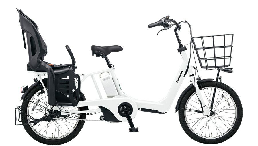 電動自転車 パナソニック Panasonic ギュット・アニーズ・EX KE-ELAE03 B 20インチ アクティブホワイト 電動アシスト自転車 格安 激安 電動自転車 電動アシスト自転車 電動ママチャリ BAA 軽量 子供乗せ ギュットアニーズEX