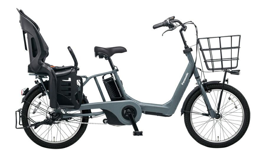 電動自転車 パナソニック Panasonic ギュット・アニーズ・EX KE-ELAE03 B 20インチ スウープグレー 電動アシスト自転車 格安 激安 電動自転車 電動アシスト自転車 電動ママチャリ BAA 軽量 子供乗せ ギュットアニーズEX