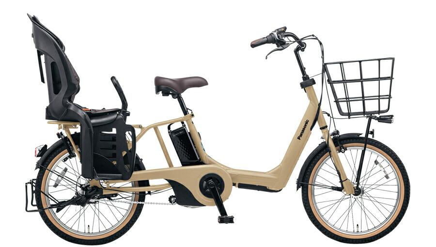 電動自転車 パナソニック Panasonic ギュット・アニーズ・EX KE-ELAE03 B 20インチ マットキャメル ベージュ 電動アシスト自転車 格安 激安 電動自転車 電動アシスト自転車 電動ママチャリ BAA 軽量 子供乗せ ギュットアニーズEX