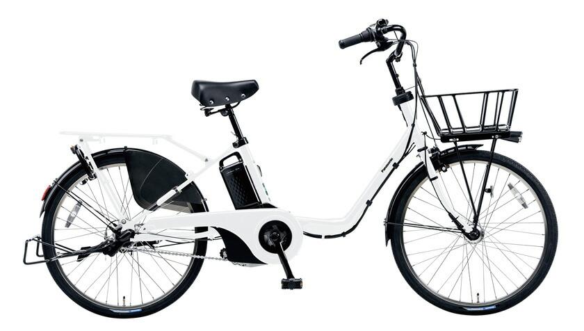 電動自転車 パナソニック Panasonic ギュットステージ KE-ELMU23 R 22インチ アクティブホワイト 白 電動アシスト自転車 格安 激安 電動自転車 電動アシスト自転車 電動ママチャリ BAA 軽量 子供乗せ設置可 3人乗り可