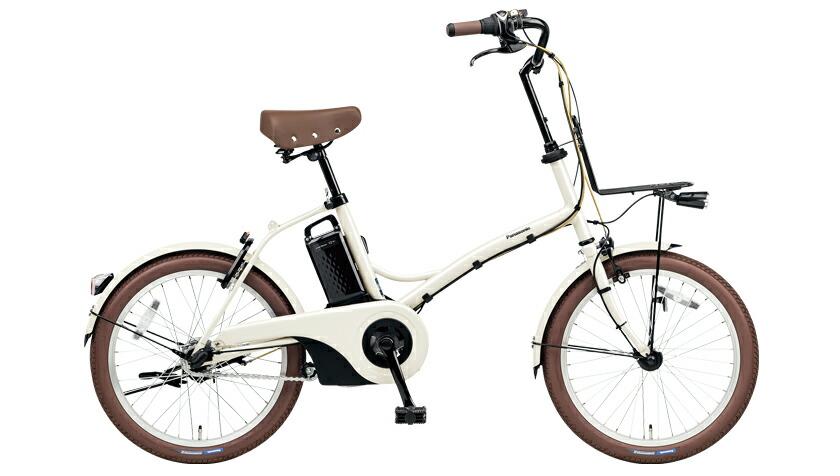 【最大21倍!エントリで! 楽天スーパーSALE】電動自転車 パナソニック Panasonic グリッター ココモミルク BE-ELGL032F 20インチ 電動アシスト自転車 格安 激安 電動自転車 電動ママチャリ 電動アシスト自転車 送料無料 BAA ビジネス
