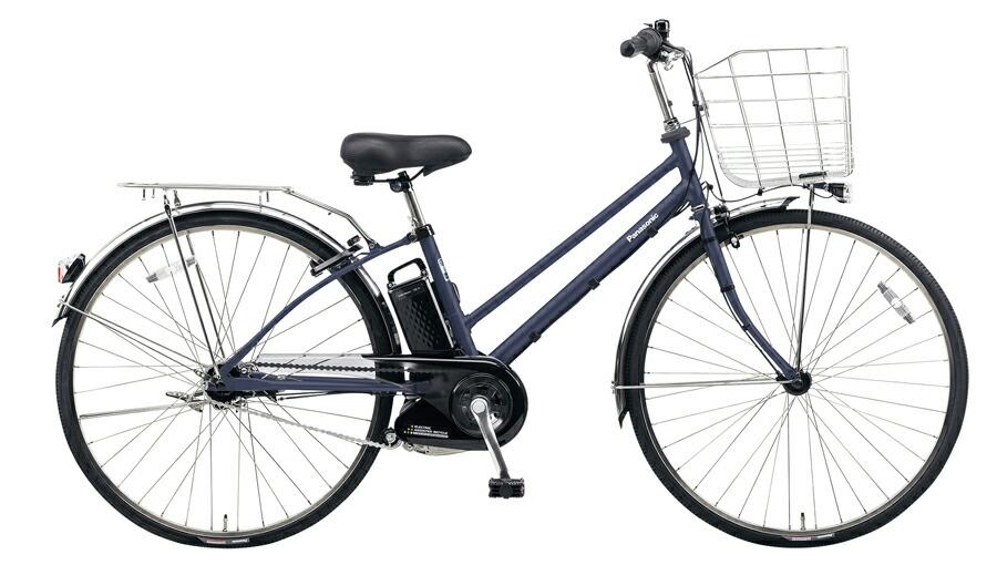 電動自転車 パナソニック Panasonic ティモ・DX KE-ELDT753 S2 27インチ マットネイビー ネイビー 電動アシスト自転車 格安 激安 電動自転車 電動アシスト自転車 電動ママチャリ BAA 通学 LEDオートライト
