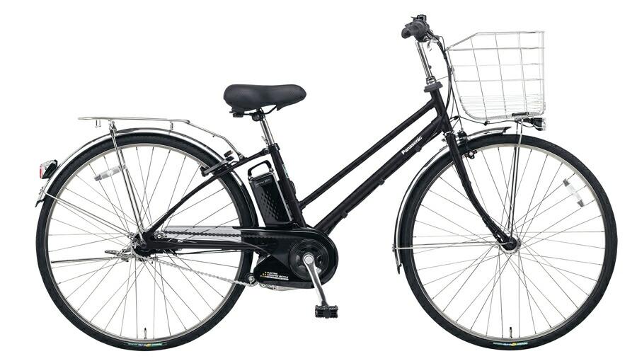 電動自転車 パナソニック Panasonic ティモ EX KE-ELET753 B2 26インチ ブラック 黒 電動アシスト自転車 格安 激安 電動自転車 電動アシスト自転車 電動ママチャリ BAA パンクしにくい 通学