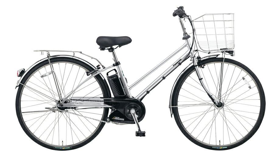 電動自転車 パナソニック Panasonic ティモ・EX KE-ELET753 S 26インチ プラズマシルバー シルバー 電動アシスト自転車 格安 激安 電動自転車 電動アシスト自転車 電動ママチャリ BAA パンクしにくい 通学