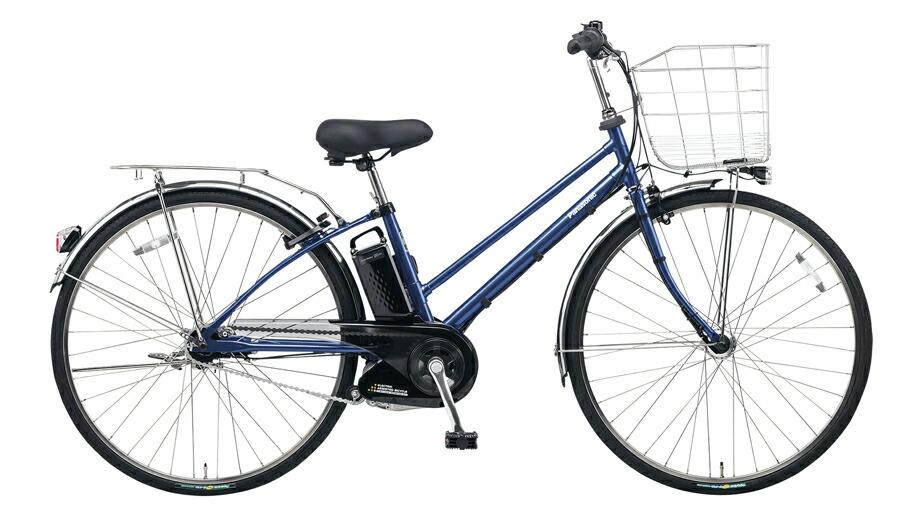 電動自転車 パナソニック Panasonic ティモ・EX KE-ELET753 V 26インチ インディゴブルーメタリック ブルー 青 電動アシスト自転車 格安 激安 電動自転車 電動ママチャリ 電動アシスト自転車 BAA パンクしにくい 通学