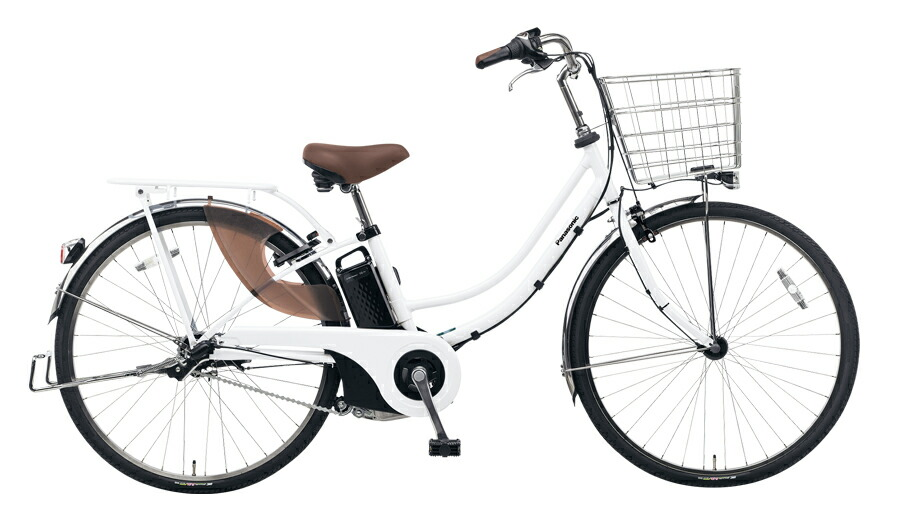 電動自転車 パナソニック Panasonic ティモ W KE-ELWD63 F 26インチ ホワイト 白 電動アシスト自転車 格安 激安 電動自転車 電動アシスト自転車 電動ママチャリ BAA 通学