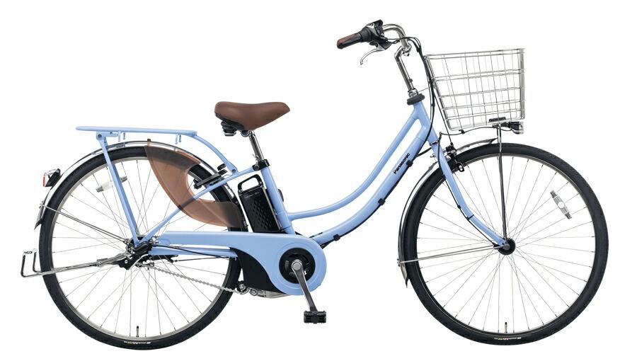 電動自転車 パナソニック Panasonic ティモ W KE-ELWD63 T 26インチ ペールブルー 電動アシスト自転車 格安 激安 電動自転車 電動アシスト自転車 電動ママチャリ BAA 通学