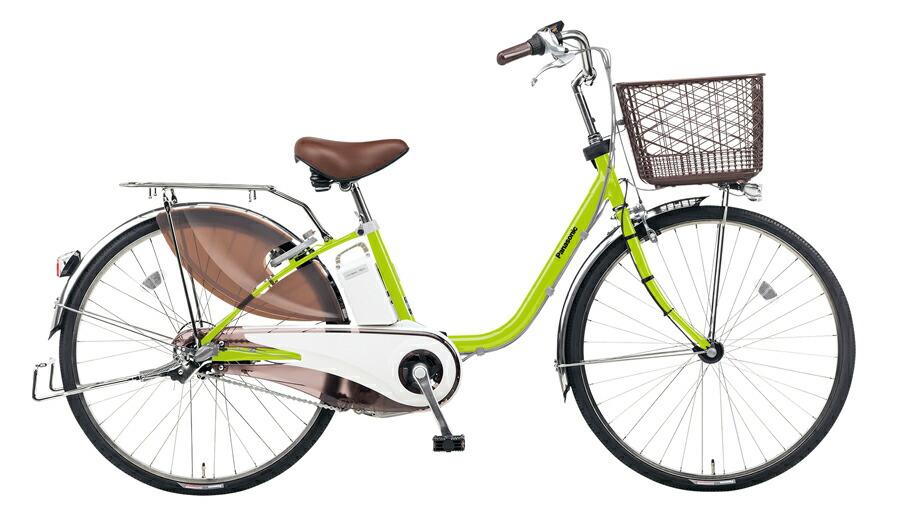 電動自転車 パナソニック Panasonic ビビ DX KE-ELD433 G 24インチ フレッシュグリーン グリーン 緑 電動アシスト自転車 格安 激安 電動自転車 電動ママチャリ 電動アシスト自転車 大きなカゴ BAA