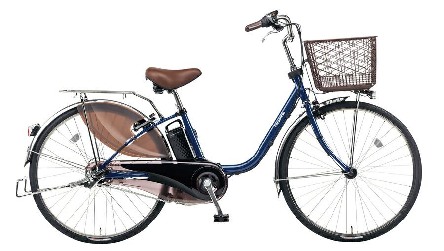 電動自転車 パナソニック Panasonic ビビ DX KE-ELD433 V 24インチ USブルー ブルー 青 電動アシスト自転車 格安 激安 電動自転車 電動ママチャリ 電動アシスト自転車 大きなカゴ BAA