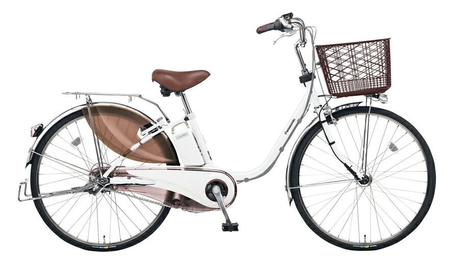 電動自転車 パナソニック Panasonic ビビ EX KE-ELE433 F 24インチ ホワイト 白 電動アシスト自転車 格安 激安 電動自転車 電動ママチャリ 電動アシスト自転車 パンクしにくいタイヤ