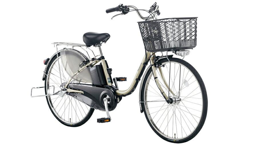 電動自転車 パナソニック Panasonic ビビ・EX KE-ELE633 P 26インチ STチタンシルバー シルバー 電動アシスト自転車 格安 激安 電動自転車 電動ママチャリ 電動アシスト自転車 パンクしにくいタイヤ