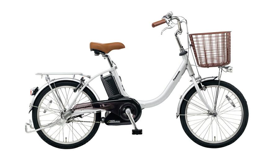 電動自転車 パナソニック Panasonic ビビ LS KE-ELLS03 M 20インチ マットシルバー 銀 電動アシスト自転車 格安 激安 電動自転車 電動アシスト自転車 電動ママチャリ BAA 軽量