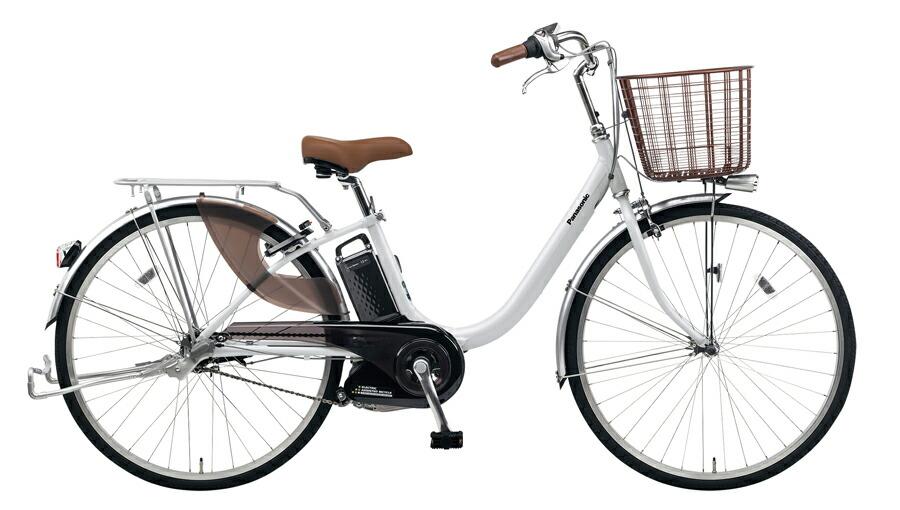 電動自転車 パナソニック Panasonic ビビ LU KE-ELLU43 M 24インチ マットシルバー 銀 電動アシスト自転車 格安 激安 電動自転車 電動アシスト自転車 電動ママチャリ BAA 軽量