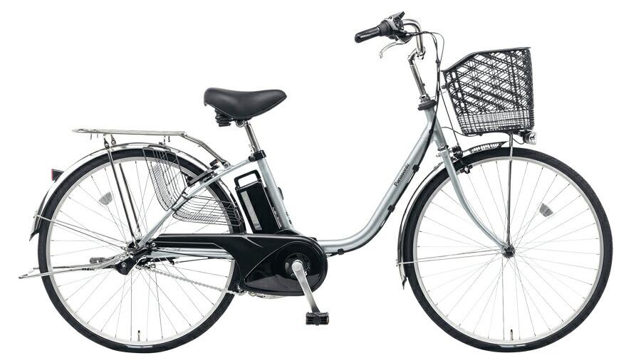 電動自転車 パナソニック Panasonic ビビ TX KE-ELTX432 S 24インチ ダンシルバー シルバー 電動アシスト自転車 格安 激安 電動自転車 電動ママチャリ 電動アシスト自転車 BAA
