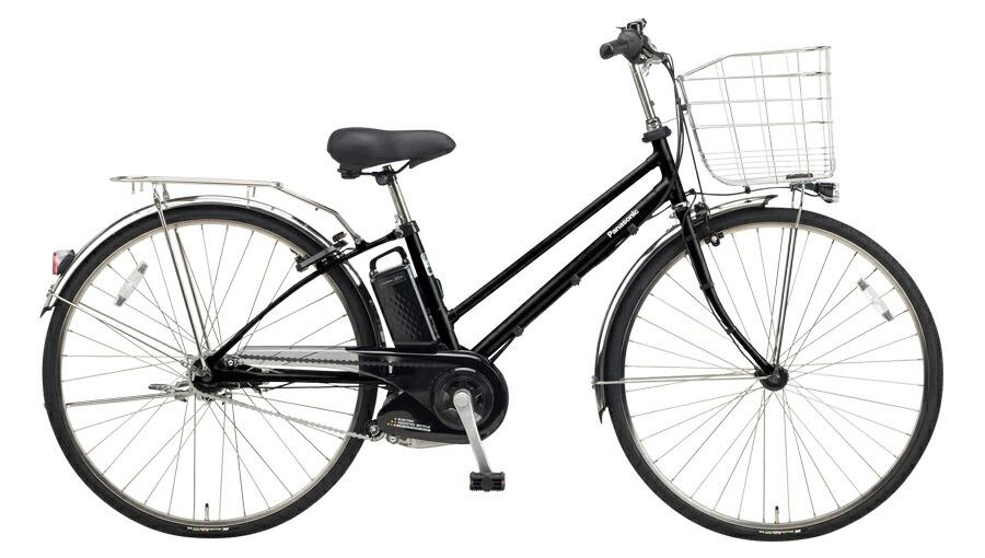【最大21倍!エントリで! 楽天スーパーSALE】電動自転車 パナソニック Panasonic ティモ EX 27インチ 電動アシスト自転車 2018年モデル 激安 格安 BE-ELET754B2 マットブラック 黒
