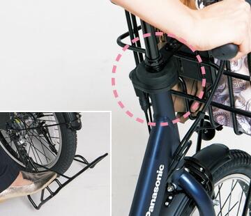 電動自転車 パナソニック Panasonic ギュット アニーズ KE 20インチ 電動アシスト自転車 2018年モデル 激安 格安 BE-ELKE03G マットオリーブ