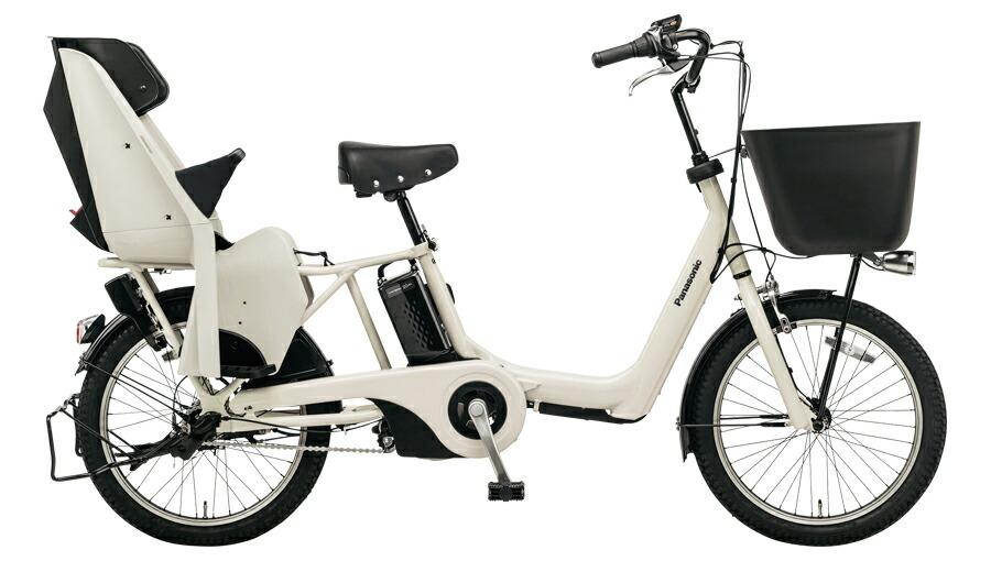 【最大21倍!エントリで! 楽天スーパーSALE】電動自転車 パナソニック Panasonic ギュット アニーズ KE 20インチ 電動アシスト自転車 2018年モデル 激安 格安 BE-ELKE03F ホワイトグレー