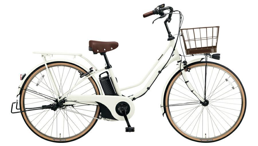 【最大21倍!エントリで! 楽天スーパーSALE】電動自転車 パナソニック Panasonic ティモ I 26インチ 電動アシスト自転車 激安 格安 2018年モデル BE-ELTA63F オフホワイト