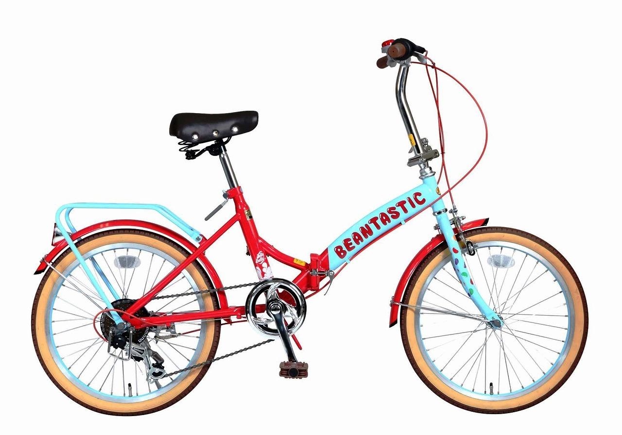 ジェリーベリー 折りたたみ自転車