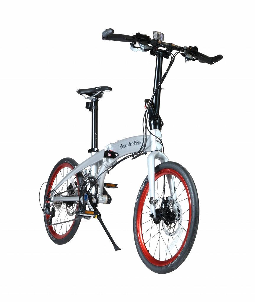 メルセデスベンツ 折りたたみ自転車