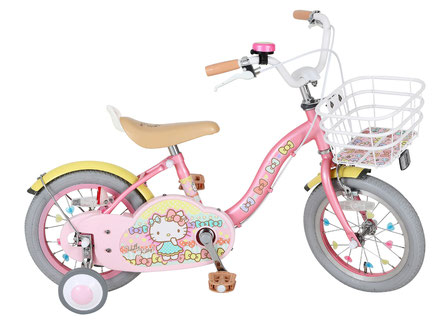 ハローキティ 子供用自転車