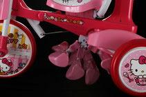 キティちゃん 三輪車